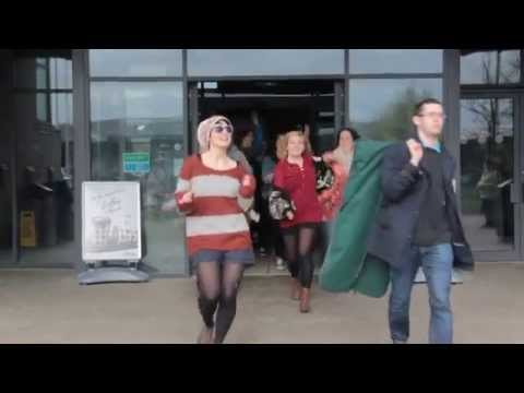 International students at NUI Maynooth are HAPPY