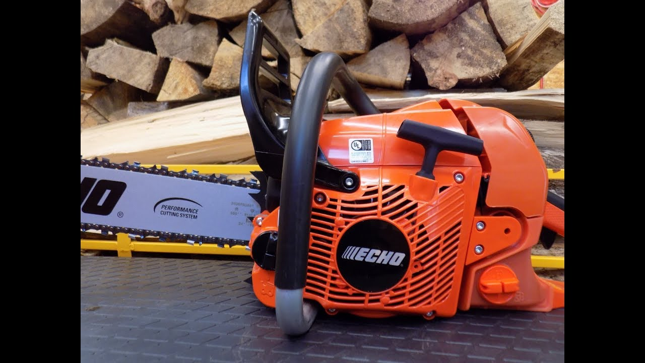 New Echo CS 620P Chainsaw