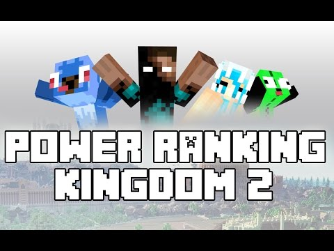 The Kingdom 2 - POWER RANKING op de SERVER!