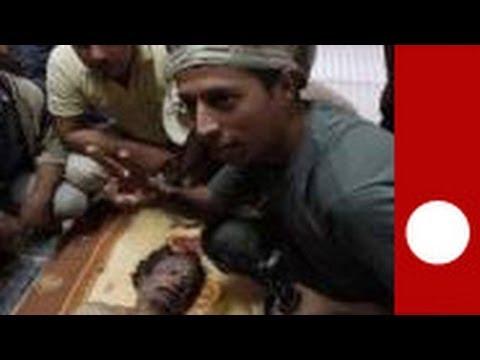 Guerrilheiro conta como capturou Kadafi