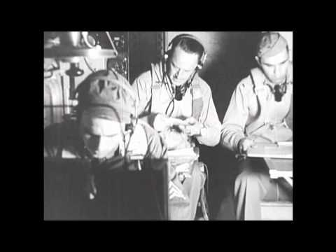 US Army Air Corps Avigation Training