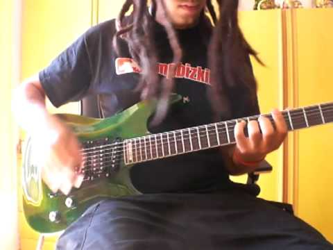 CHANGE (Deftones) - GUITAR COVER with tabs