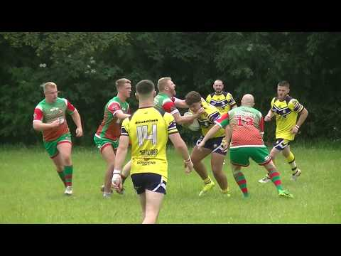 South Ribble Rabbitohs v Clock Face Miners A - NWC Shield 29/06/2019
