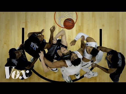 Why March Madness is more exciting than the NBA