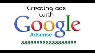Adsense البرنامج التعليمي - كيفية إنشاء إعلانات Google Adsense
