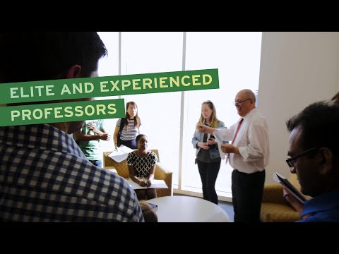 UNC Charlotte Belk College MBA Is Top Quality