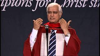 Dr. Ravi Zacharias - Liberty University Baccalaureate