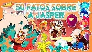 steven universo 50 fatos sobre a jasper