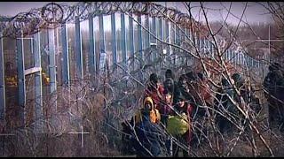 Ismét csoportosan próbáltak migránsok Magyarországra jutni a déli határnál