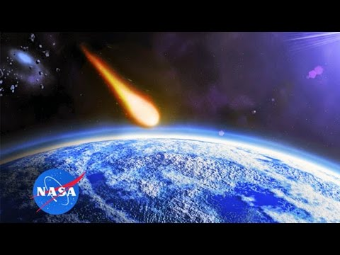 NASA's Dire Extinction Warning For Earth