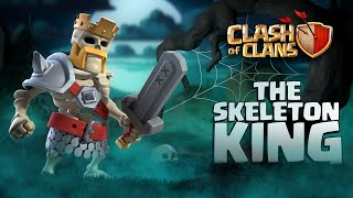 Terrify Your Opponents With The Skeleton King! (Clash of Clans October Season Challenges)