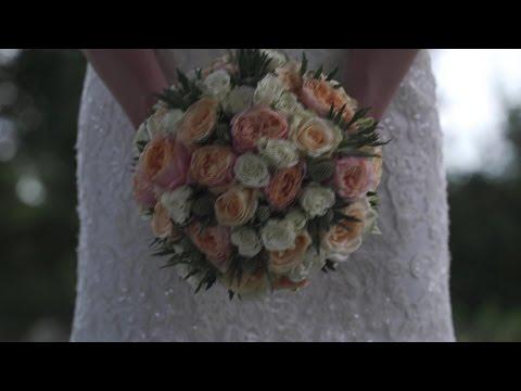 Jaime and Craigs Wedding Highlights at Mythe Barn