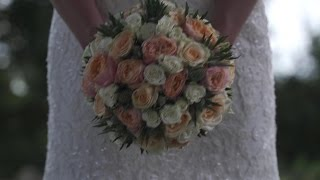 Repeat youtube video Jaime and Craigs Wedding Highlights at Mythe Barn