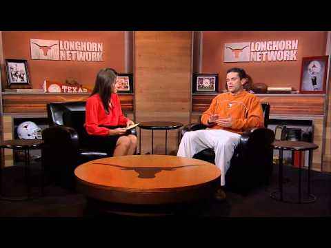 Manny Diaz visits Longhorn Network [Oct. 29, 2012] - YouTube