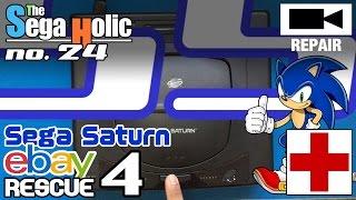 Sega Saturn eBay Rescue 4 (Part 2 of 2) [SH no.24]