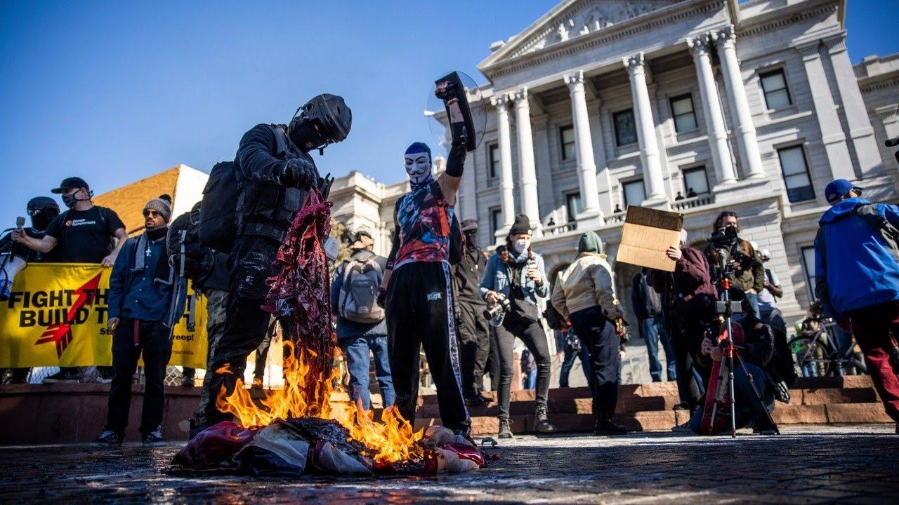 Download Antifa aims to 'abolish United States': Andy Ngo