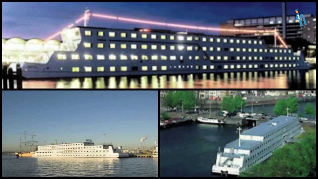 Amsterdam hotel amstel botel youtube - Amstel hotel amsterdam ...
