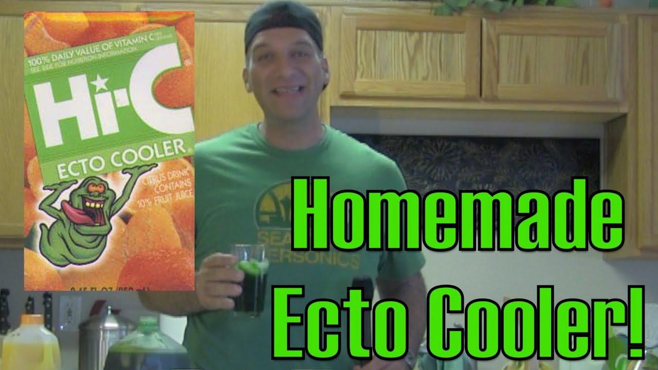 how to make homemade hi c ecto cooler youtube. Black Bedroom Furniture Sets. Home Design Ideas