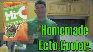 How to make homemade Hi-C Ecto Cooler!