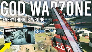 Call of Duty Warzone - When EVERYTHING goes wrong!