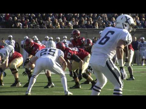 Highlights: Harvard Football Tops Yale in The Game