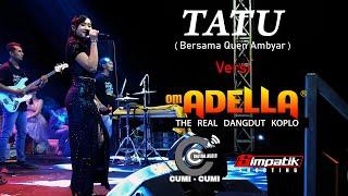 Gambar cover TATU ( Cipt. Didi Kempot ) versi YENI INKA. ( OM.ADELLA Live Malang ).