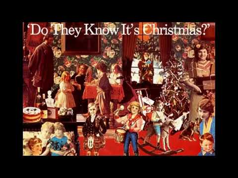Band Aid - Do They Know It's Christmas? (Extended Version)