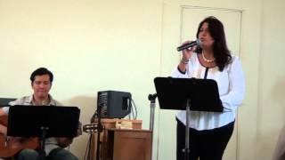 Maricela Ibarra 5-5-13 Unity Church of Burbank