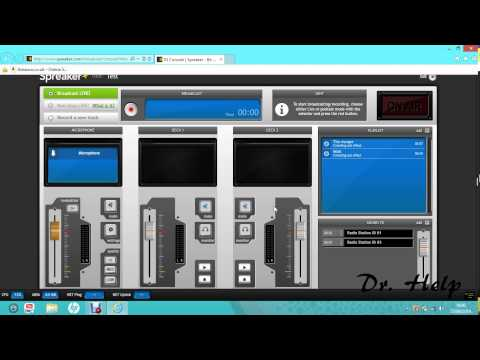 Spreaker| How To Create A Free Radio Station