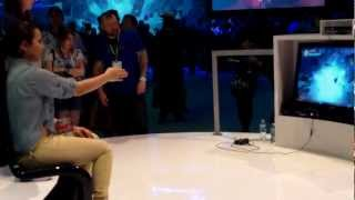 E3 2012 Fable: The Journey Xbox 360 Kinect