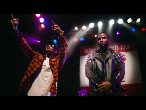 Chris Brown with Trey Songz - Announcing the Between the Sheets Tour