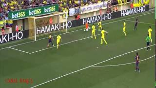 Villarreal vs Barcelona 0-1 Goals & Highlights