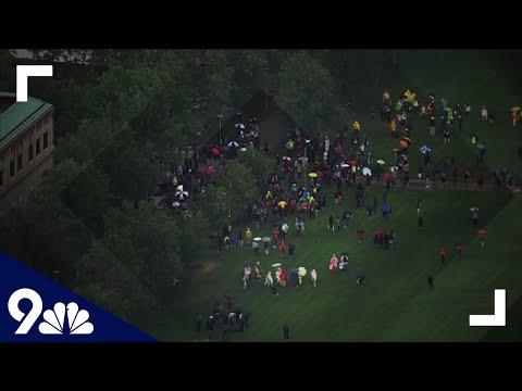 Shootings Increasing at Protests