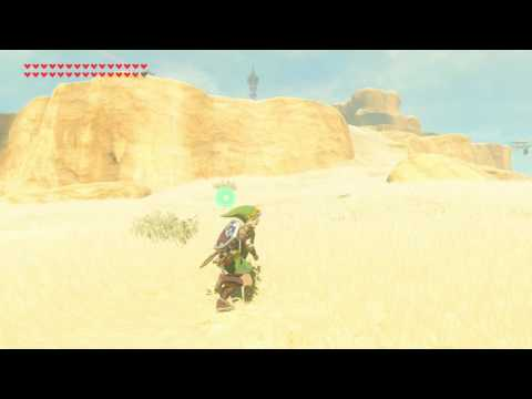 Skyward Sword Link Climb High and FIGHT THE MONSTER! The Legend of Zelda: Breath of the Wild
