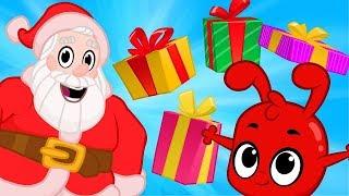 Morphle em Português | Ladrões de presentes de Natal | Desenhos em Portugues |Desenhos para Crianças