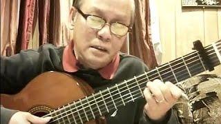 Hạnh Phúc Lang Thang (Trần Ngọc Sơn) - Guitar Cover by Hoàng Bảo Tuấn