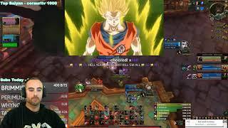Bajheera - 2600+ Fury WMP vs Beast Cleave 3v3 Arena Slugfest - WoW 8.0 BFA PvP