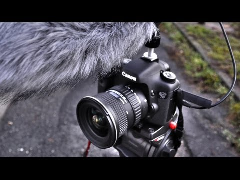 DSLR Tutorial: How to shoot a documentary...