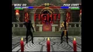 Mortal Kombat Trilogy - Gameplay