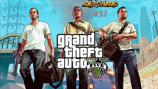 "Video Detonado GTA V: ""O Assassinato no Ônibus"" e ""Bolsa de Valores"" [37] download MP3, 3GP, MP4, WEBM, AVI, FLV Juli 2018"