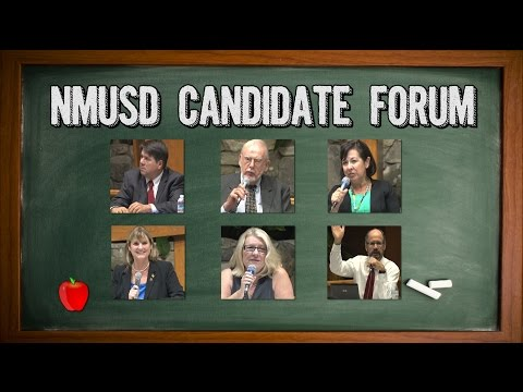 Newport Mesa Unified School District Candidate Forum