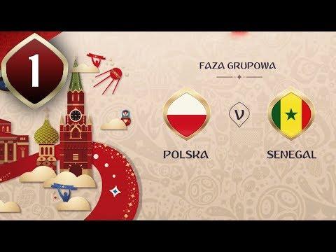 FIFA WORLD CUP 2018 - #01 | POLSKA - SENEGAL