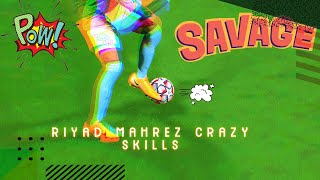 FIFA 21 NEXT GEN: Riyad Mahrez 2021- Sublime Skills & Goals - HD -