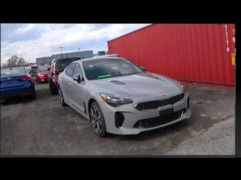 KIA Stinger GT Limited Test Drive. Canada gets the Best Stinger spec?! Netcruzer CARS
