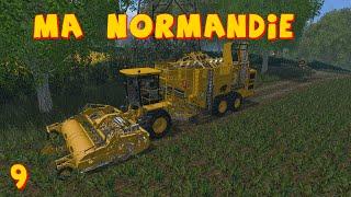 Farming simulator 15 MA NORMANDIE EPISODE 9 vous avez la betterave ??