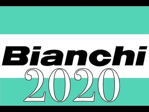 Bianchi 2020 Bike Colletion / Eurobike  2019