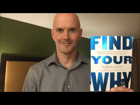 Simon Sinek - Find Your Why | Book review Mp3