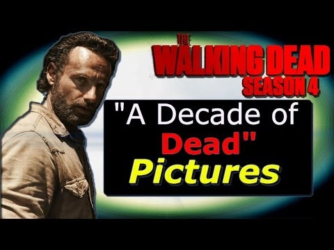 The Walking Dead: A Decade of Dead - Exhibit Pictures