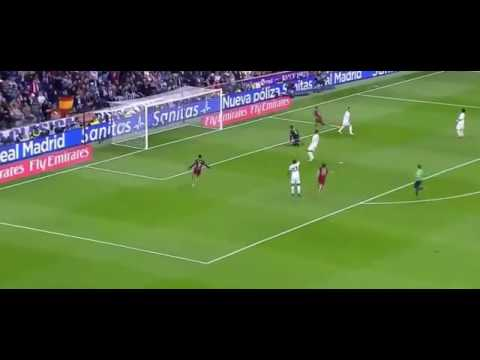 Real Madrid 0x4 Barcelona Gols liga espanhol