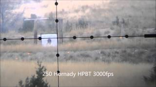 338 Lapua - Hornady 285 ELD-M and Reloder 26 Load Test